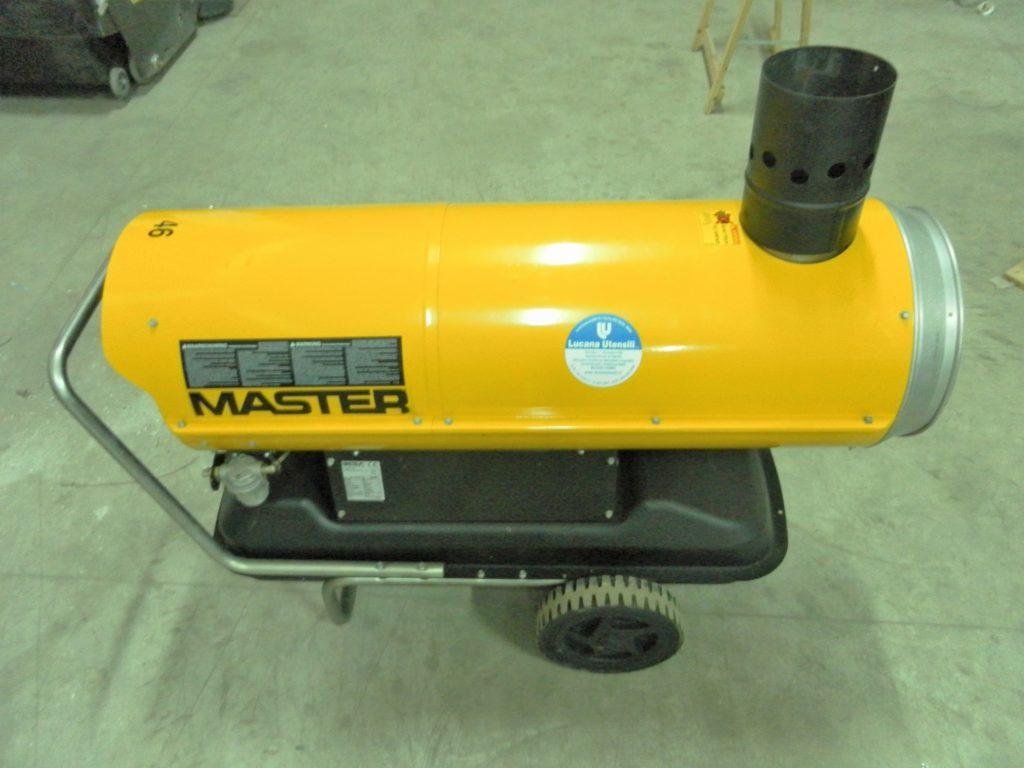 Generatori aria calda usato for Generatore honda usato
