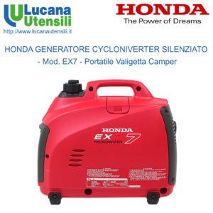 Generatore Cycloinverter EX7