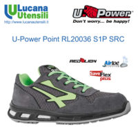Upower S1p Scarpa U Point Power Modello – Redlion Src Unisex Rl20036 Lavoro Professionale Antinfortunistica gvafYxqwv