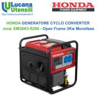 Generatore Honda EM30K3_01