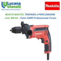 Makita Maktec M8104Trapano Percussione Elettrico_01