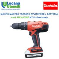 Makita Maktec M8301DWE Trapano Batteria_01