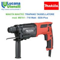 Makita Maktec M8701 - Tassellatore filo_01