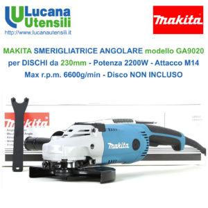 Smerigliatrice Angolare GA9020_04