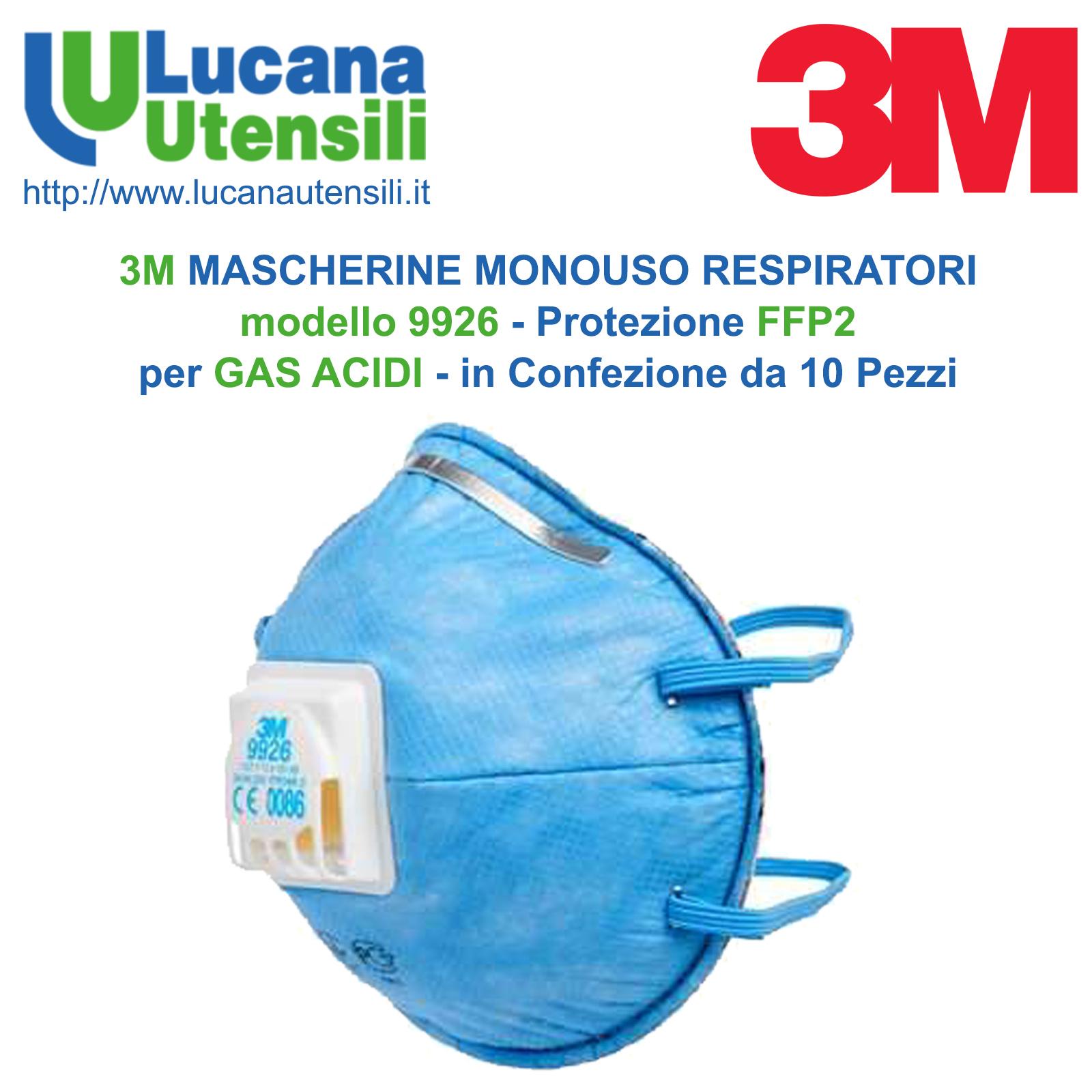 maschera respiratore ffp2
