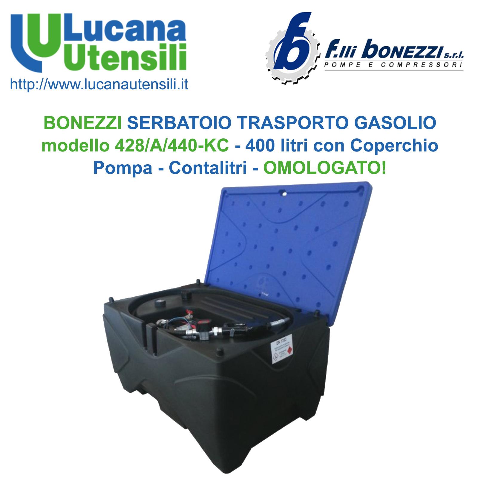 Serbatoio per carburante in alluminio 9 litri