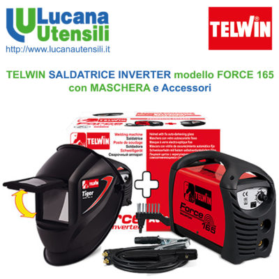 Telwin FORCE 165 + Accessori - 815979_01