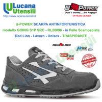 foto ufficiali nuovo massimo shopping U-POWER SCARPA ANTINFORTUNISTICA INVERNALE modello CARBON S3 CI ...
