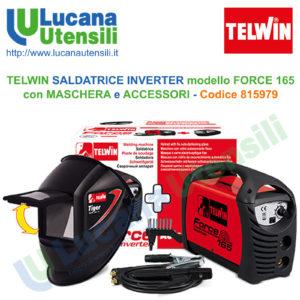 Telwin FORCE 165 + Accessori - 815979_01
