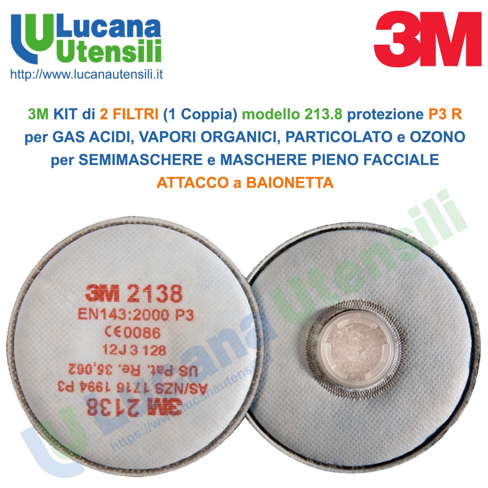 3m mascherina p3
