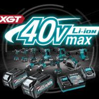 XGT® Makita Li-ion 40V Max